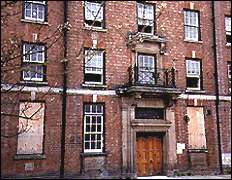John Lennon's birthplace on October 9, 1940: Liverpool Maternity Hospital, Liverpool, England.
