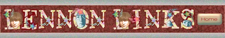 LENNON LINKS: Links to other interesting websites that are somehow related to John Lennon and The Beatles.